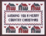 350 Country Christmas 8x10