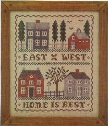 Home is Best  10x12