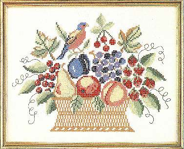 Fruit Basket Christmas